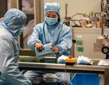Más de 1,700 casos y 6 muertes por COVID-19 corresponden a personal médico de China