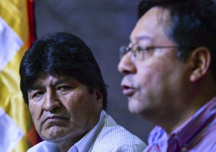 Inicia la carrera por la presidencia en Bolivia; Evo Morales va por un escaño en el Senado