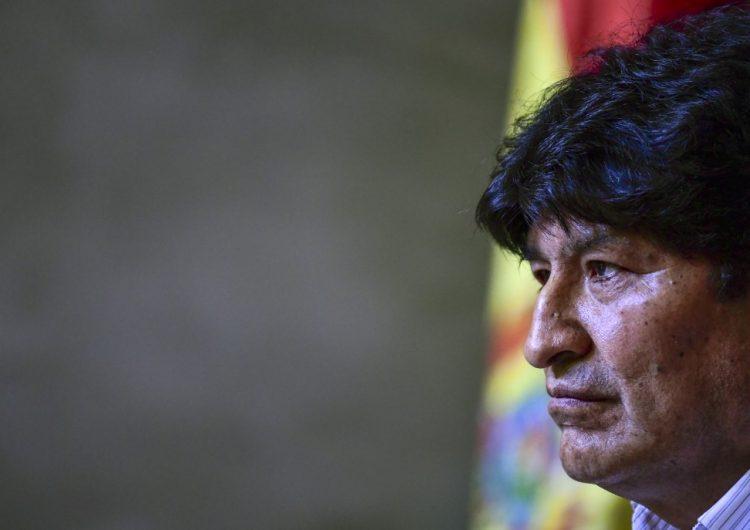 Órgano electoral de Bolivia rechaza la candidatura de Evo Morales al Senado