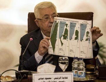 """Presidente palestino rompe """"todas las relaciones"""" con Israel y Estados Unidos"""