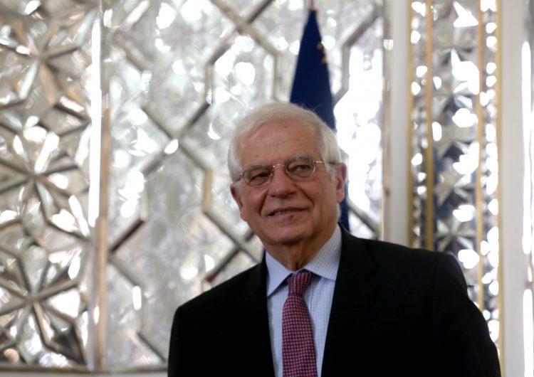 "Jefe de la diplomacia europea se disculpa por criticar el ""síndrome Greta"""