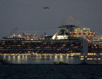 Al menos 10 pasajeros del crucero varado en Japón están infectados con coronavirus