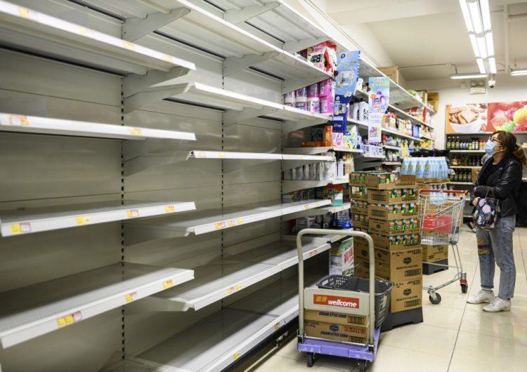 COVID-19 | Ladrones roban cientos de rollos de papel higiénico en Hong Kong