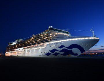 Autoridades detectan 41 nuevos casos de coronavirus en el crucero varado en Japón