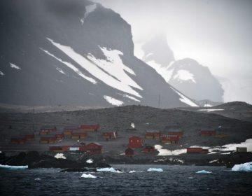 La Antártida alcanza su temperatura más alta desde 1961