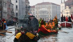 Suspenden carnaval de Venecia por coronavirus; países declaran alertas y…