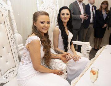 Irlanda del Norte celebra el primer matrimonio de una pareja del mismo sexo