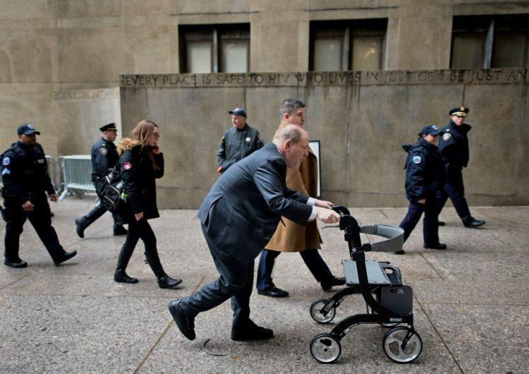 Weinstein renuncia a testificar en su juicio y se cierra fase de declaraciones