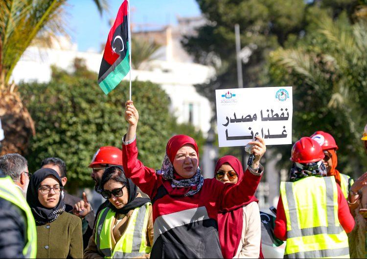 """El Consejo de Seguridad de ONU pide """"alto al fuego duradero"""" en Libia"""