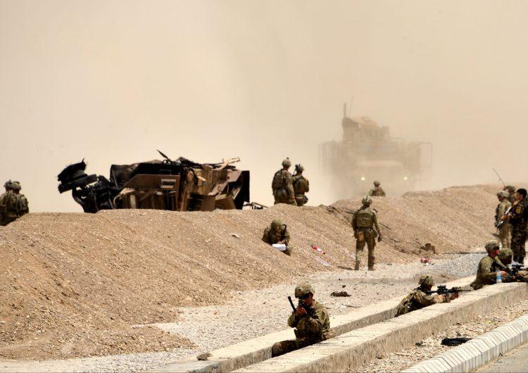 Estados Unidos y los talibán alcanzan un acuerdo en Afganistán