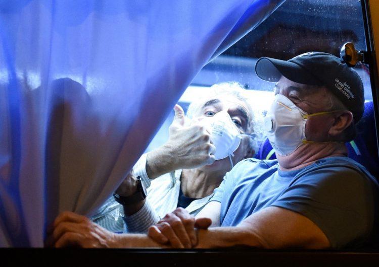 EU evacua a ciudadanos de crucero en Japón; coronavirus deja más de 1,800 muertos en China