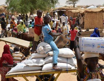 Estampida durante distribución de alimentos en Níger deja 20 muertos