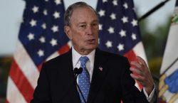 Michael Bloomberg rompe récord al gastar 364 mdd en publicidad…