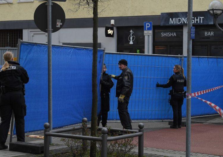 Nueve muertos en dos matanzas en Alemania vinculadas con xenofobia