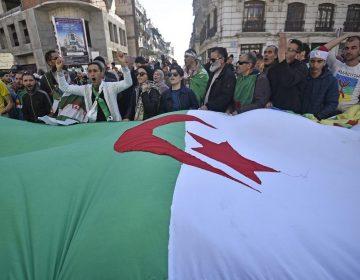 Gran movilización en Argelia por el primer aniversario de las protestas
