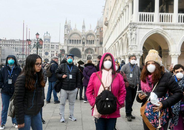 Corea del Sur, Irán e Italia, los principales focos del coronavirus fuera de China