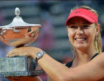 Maria Sharapova anuncia su retirada del tenis