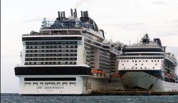 Pasajeros de crucero no desembarcarán en México hasta ser revisados…