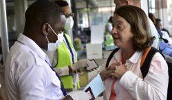 Coronavirus llega al África subsahariana y se propaga por el…