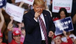 Trump demanda a The New York Times por difamación; pide…