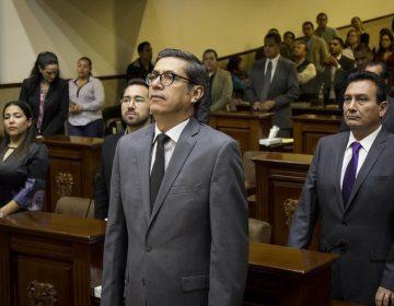 Evaluarán continuidad del fiscal en el Congreso local