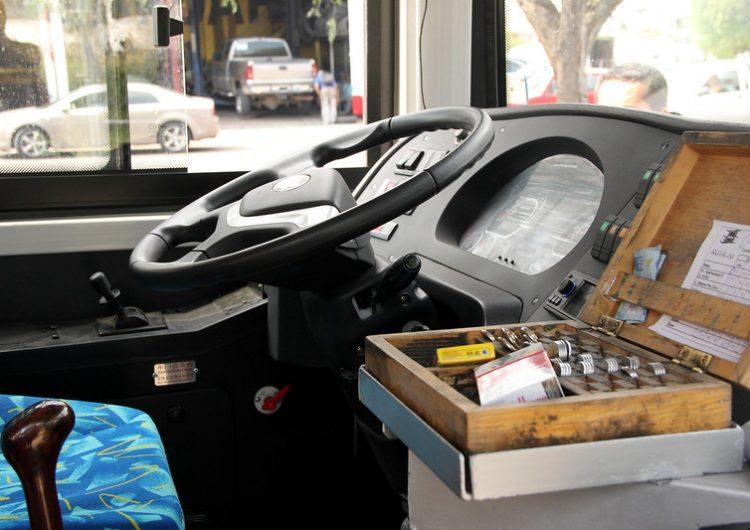 Revisarán tarifas del transporte público en marzo
