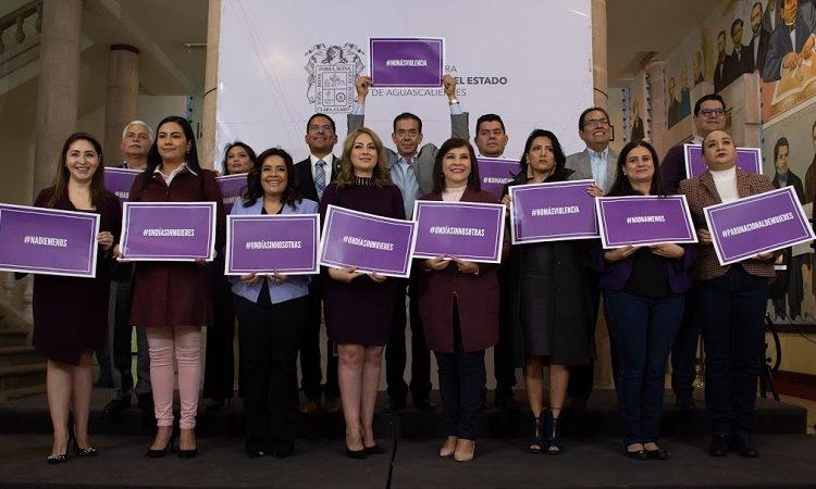 Se sumará el Congreso Estatal al paro nacional de mujeres #9M