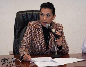 Pide diputada publicar convocatoria para elegir a auditor superior de Aguascalientes