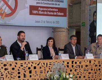 Se realizó foro ciudadano sobre Ley Antitabaco en el Congreso de Aguascalientes