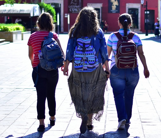 Capacita Policía Municipal a 10 mil mujeres en autocuidado y prevención de violencia