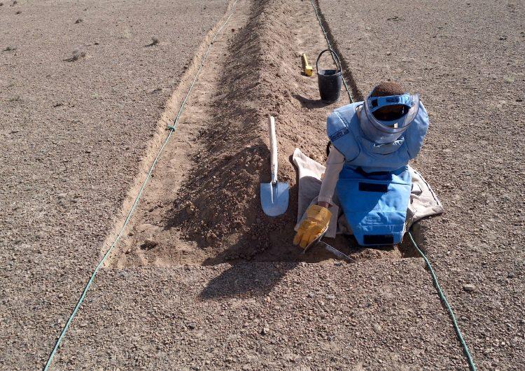 Estados Unidos levanta la prohibición sobre el uso de minas antipersona para garantizar la seguridad de sus militares