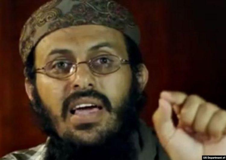 Gobierno de EU confirma muerte de líder de Al Qaida en la Península Arábiga