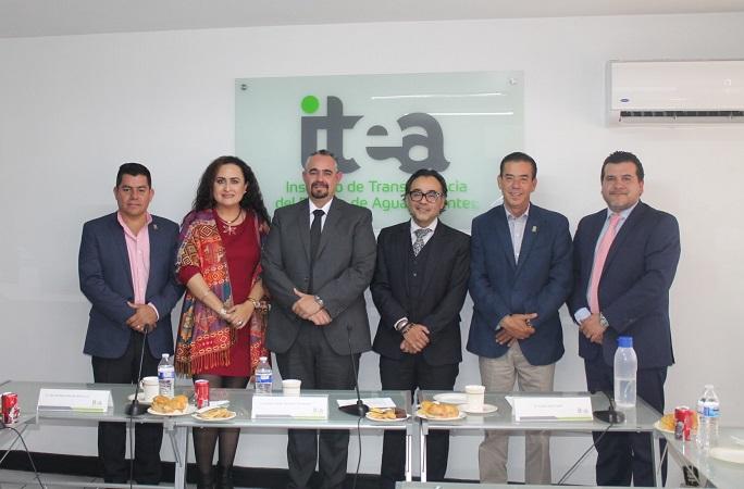 Rinde ITEA informe anual de actividades ante comisión legislativa