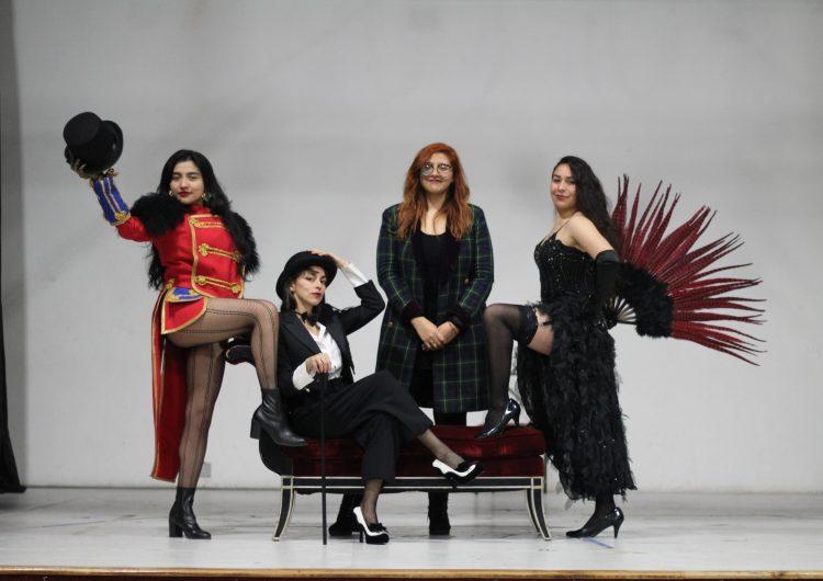 Espectáculo burlesco-cabaret para reírse del amor romántico en Tijuana