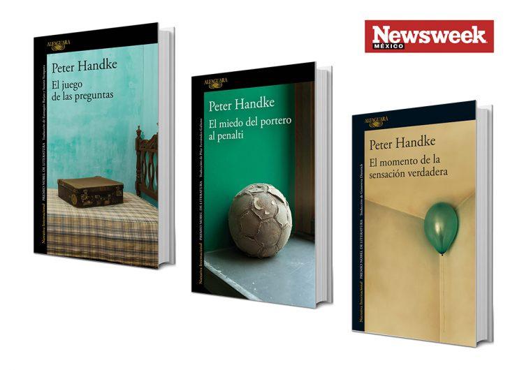 Peter Handke: tres obras de un premio Nobel