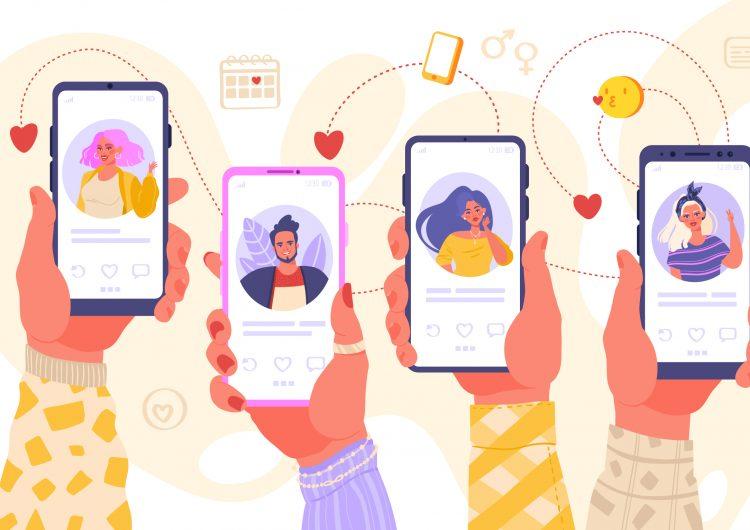 Amor en época de 'apps'