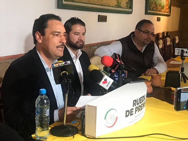 Se destapa Martín del Campo como aspirante a la gubernatura