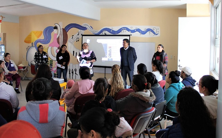 "Se suma Jesús María al programa ""Familias Educadoras"""