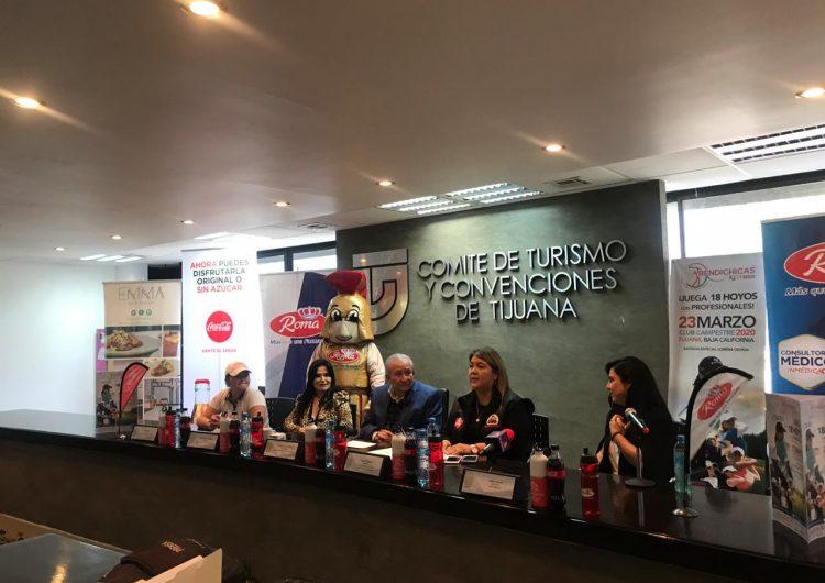 Lorena Ochoa encabezará torneo de golf en Tijuana