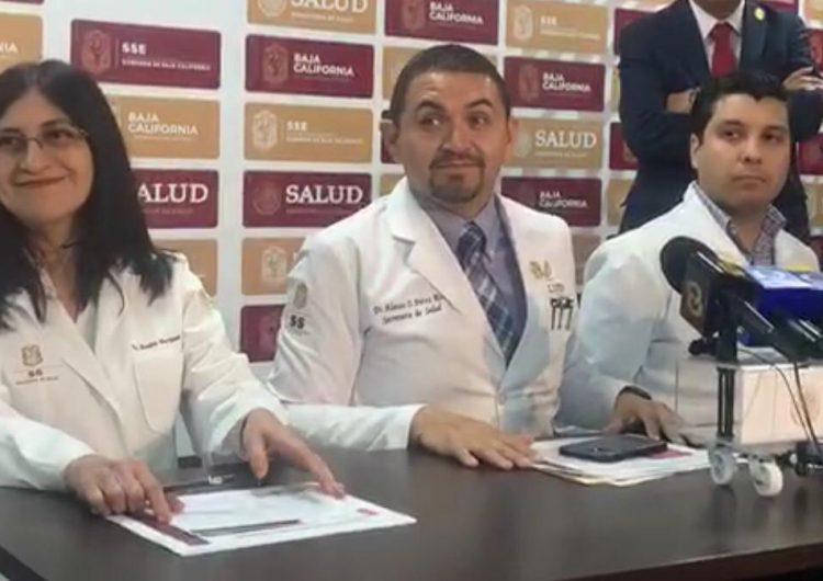 Reportan caso sospechoso de coronavirus en Mexicali