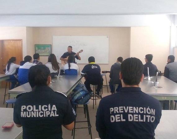 Refuerzan capacitaciones sobre prevención de la violencia en estudiantes de Jesús María