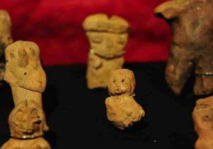 Piezas arqueológicas son vendidas en bazares de Puebla