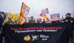 Miles de personas marchan en Hanau por los derechos humanos…