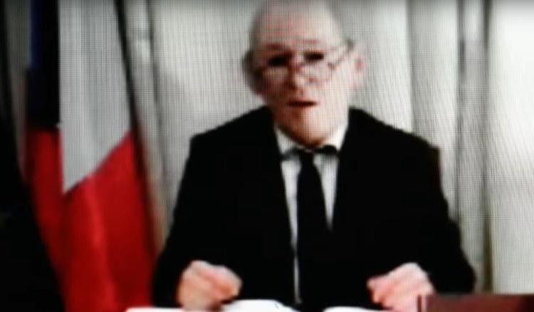 Con una máscara y a través de Skype una banda armó una estafa millonaria