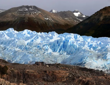 El derretimiento de glaciares y la descongelación del permafrost podrían liberar virus antiguos