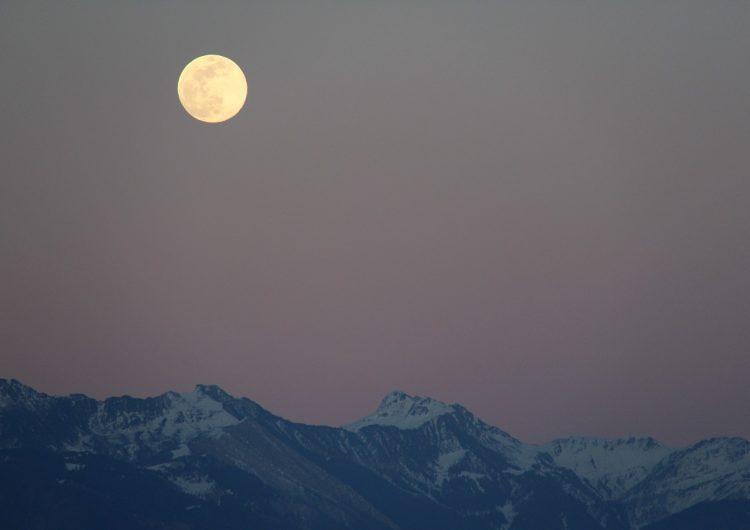 La primera superluna de 2020 llega este fin de semana