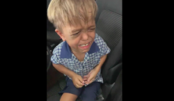 Un video mostró a Quaden Bayles llorando por bullying y así…