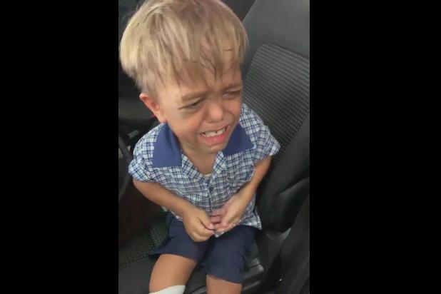 Unvideo mostró a Quaden Bayles llorando por bullying y así respondió el mundo