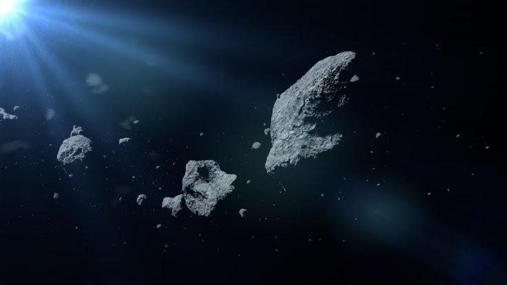 Al morir, nuestro sol emitirá una luz supercargada que pulverizará asteroides
