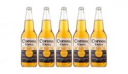 Las personas temen comprar cerveza Corona por el coronavirus, según…